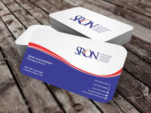 Southland Radiation Oncology Network Business Cards and Stationery  Draft # 134 by Dawson