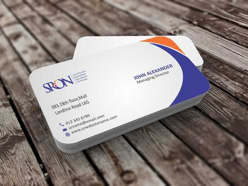 Southland Radiation Oncology Network Business Cards and Stationery  Draft # 135 by Dawson