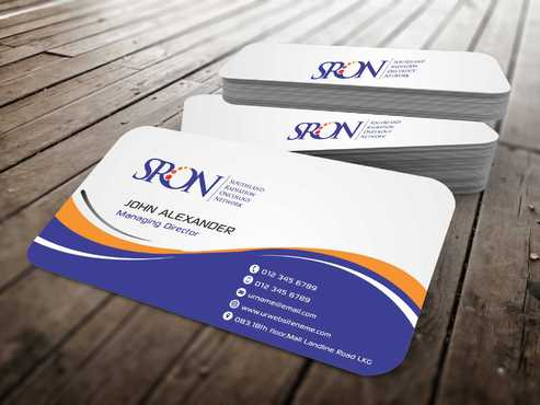 Southland Radiation Oncology Network Business Cards and Stationery  Draft # 140 by Dawson