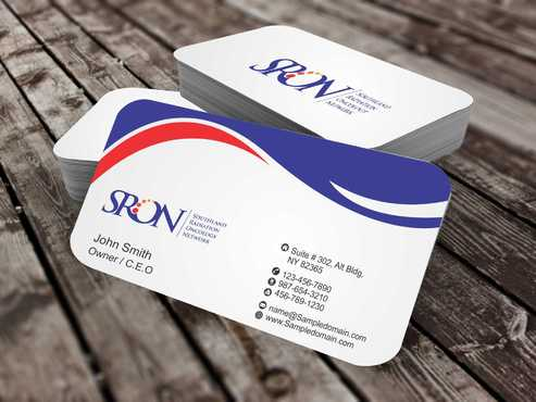 Southland Radiation Oncology Network Business Cards and Stationery  Draft # 142 by Dawson