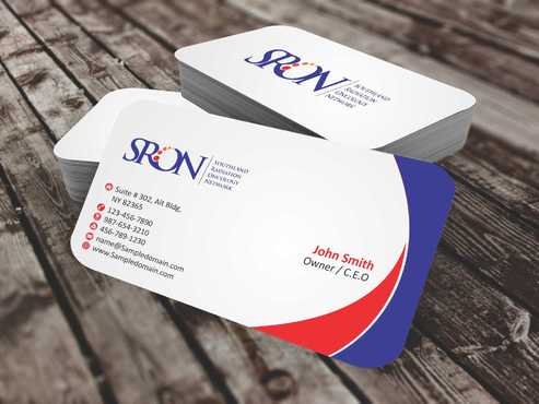 Southland Radiation Oncology Network Business Cards and Stationery  Draft # 141 by Dawson
