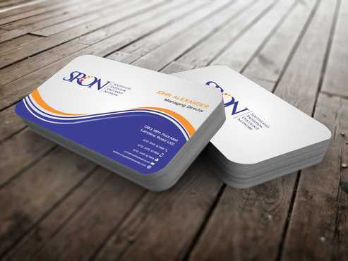 Southland Radiation Oncology Network Business Cards and Stationery  Draft # 143 by Dawson
