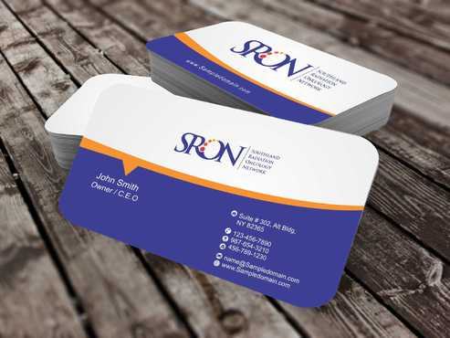 Southland Radiation Oncology Network Business Cards and Stationery  Draft # 153 by Dawson