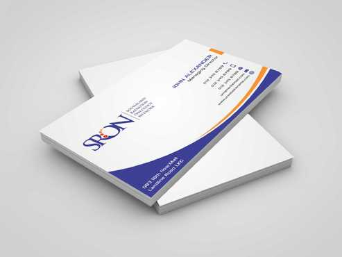 Southland Radiation Oncology Network Business Cards and Stationery  Draft # 151 by Dawson