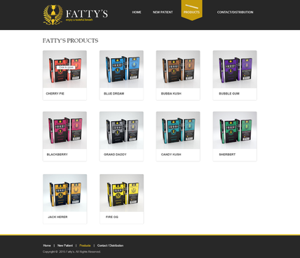 Fatty's Complete Web Design Solution  Draft # 116 by sibytgeorge