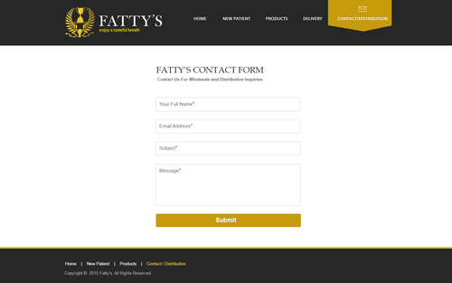 Fatty's Complete Web Design Solution  Draft # 123 by sibytgeorge