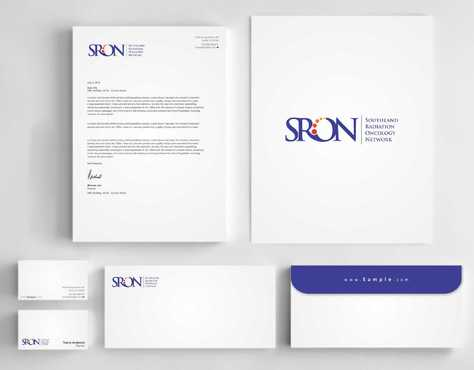 Southland Radiation Oncology Network Business Cards and Stationery  Draft # 188 by Dawson