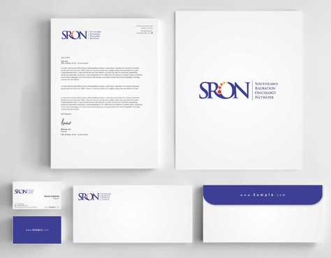 Southland Radiation Oncology Network Business Cards and Stationery  Draft # 189 by Dawson