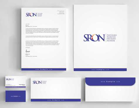 Southland Radiation Oncology Network Business Cards and Stationery  Draft # 190 by Dawson