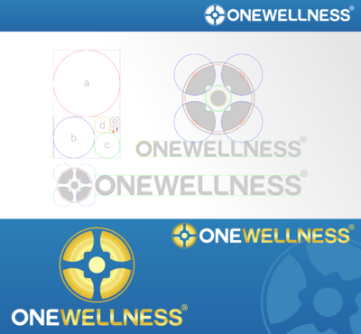 "One Wellness  (I'd like the ""O"" to remain both the ""O"" and logo"