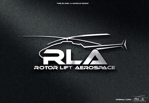 RLA Logo Winning Design by FAL19112014