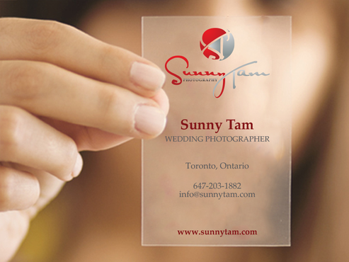 Sunny Tam Photography Business Cards and Stationery  Draft # 160 by seerdon