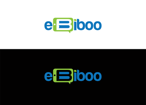 eBiboo A Logo, Monogram, or Icon  Draft # 5 by LogoSmith2