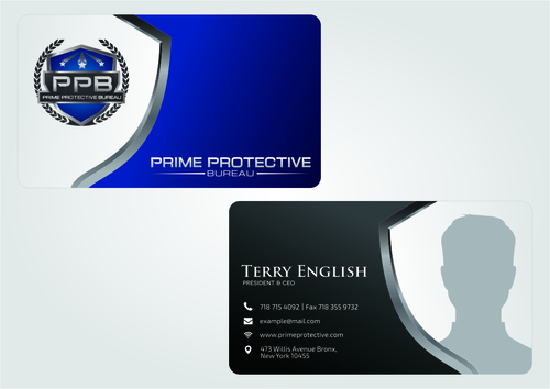 Prime Protective Bureau  Marketing collateral  Draft # 77 by agileart