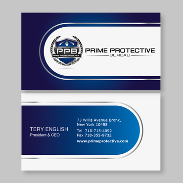 Prime Protective Bureau  Marketing collateral  Draft # 81 by Jewels