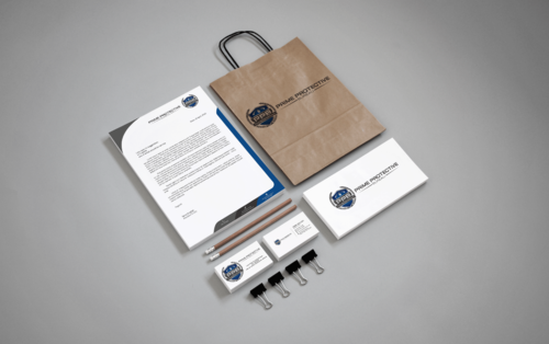 Prime Protective Bureau  Marketing collateral  Draft # 82 by ideagigs