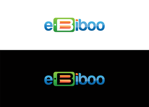 eBiboo Logo Winning Design by LogoSmith2