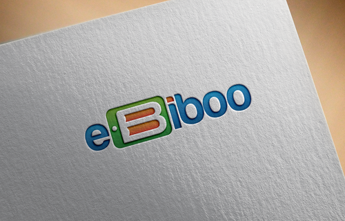 eBiboo A Logo, Monogram, or Icon  Draft # 59 by LogoSmith2