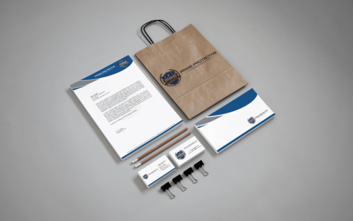 Prime Protective Bureau  Marketing collateral  Draft # 137 by ideagigs