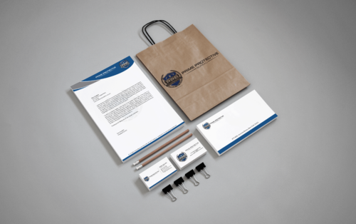 Prime Protective Bureau  Marketing collateral  Draft # 138 by ideagigs