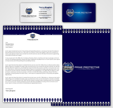 Prime Protective Bureau  Marketing collateral  Draft # 140 by rasix