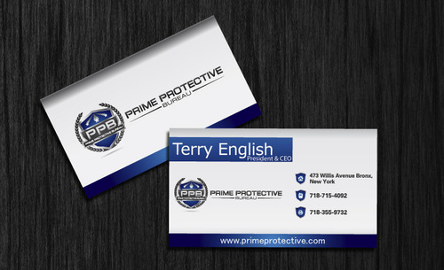 Prime Protective Bureau  Marketing collateral  Draft # 142 by sameerqazi1