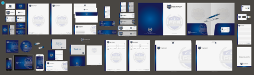 Prime Protective Bureau  Marketing collateral Winning Design by aheadpoint