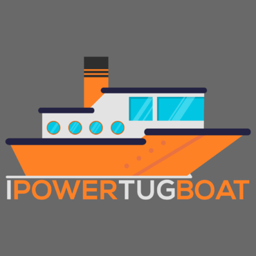 IPowertugboat A Logo, Monogram, or Icon  Draft # 21 by Dougaroo