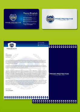 Prime Protective Bureau  Marketing collateral  Draft # 163 by rasix