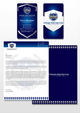 Prime Protective Bureau  Marketing collateral  Draft # 164 by rasix