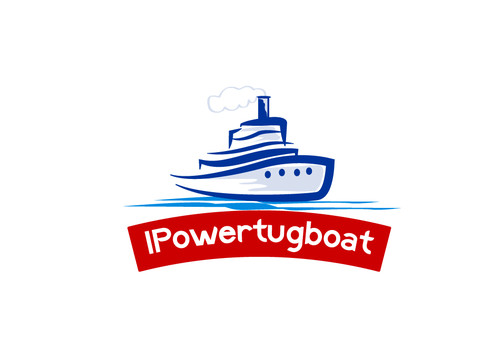 IPowertugboat A Logo, Monogram, or Icon  Draft # 30 by pivotal