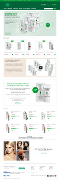 Naturfarm Pharmacy Web Design  Draft # 88 by Pixelwebplanet