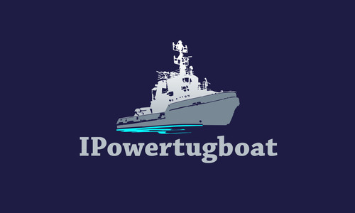 IPowertugboat A Logo, Monogram, or Icon  Draft # 31 by big4you