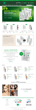 Naturfarm Pharmacy Web Design  Draft # 93 by Pixelwebplanet