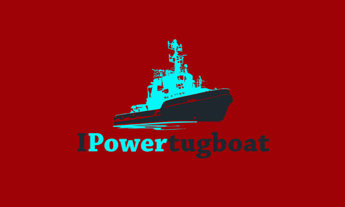 IPowertugboat A Logo, Monogram, or Icon  Draft # 35 by big4you