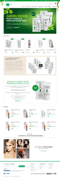 Naturfarm Pharmacy Web Design  Draft # 96 by Pixelwebplanet