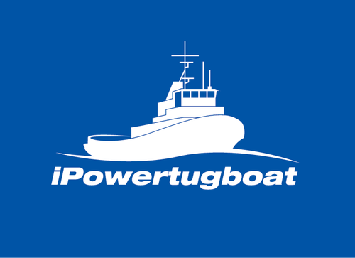 IPowertugboat A Logo, Monogram, or Icon  Draft # 37 by niklasiliffedesign