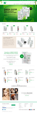Naturfarm Pharmacy Web Design  Draft # 100 by Pixelwebplanet