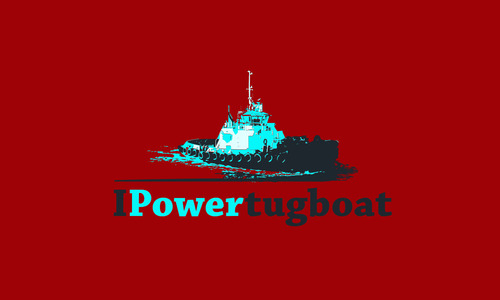 IPowertugboat A Logo, Monogram, or Icon  Draft # 38 by big4you