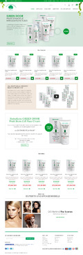 Naturfarm Pharmacy Web Design  Draft # 110 by Pixelwebplanet