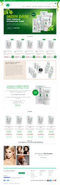 Naturfarm Pharmacy Web Design  Draft # 112 by Pixelwebplanet