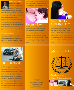 Accolade Law Marketing collateral  Draft # 54 by FEGHDD