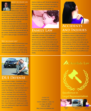 Accolade Law Marketing collateral  Draft # 57 by FEGHDD