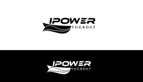IPowertugboat A Logo, Monogram, or Icon  Draft # 131 by satisfactions