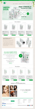 Naturfarm Pharmacy Web Design  Draft # 147 by Pixelwebplanet