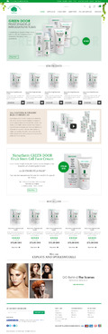 Naturfarm Pharmacy Web Design  Draft # 150 by Pixelwebplanet