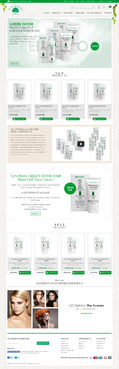Naturfarm Pharmacy Web Design  Draft # 151 by Pixelwebplanet