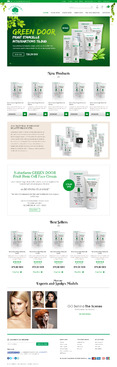 Naturfarm Pharmacy Web Design  Draft # 155 by Pixelwebplanet