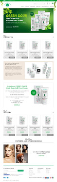 Naturfarm Pharmacy Web Design  Draft # 157 by Pixelwebplanet