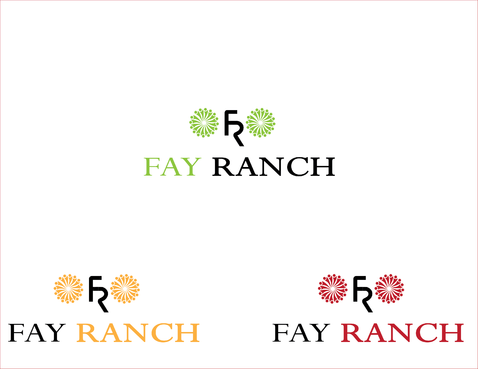 super popular 1c819 42386 Logo for a ranch name by Cmbclb